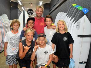 World's best inspire local boardriders