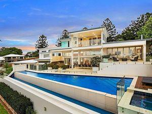 Multi-million-dollar city mansion up for sale
