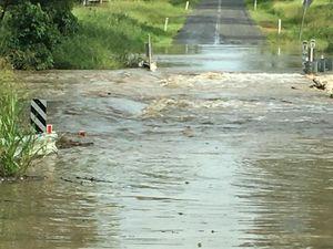 UPDATE: Roads still under water in the Gladstone region