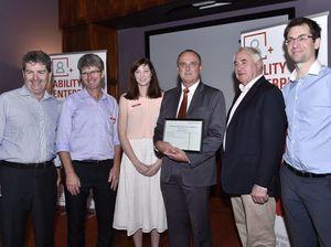 Ability to make positive change earns mayor's praise