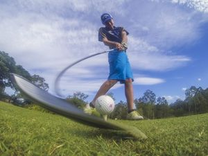 Golf clinics aim to introduce aspiring players to the course