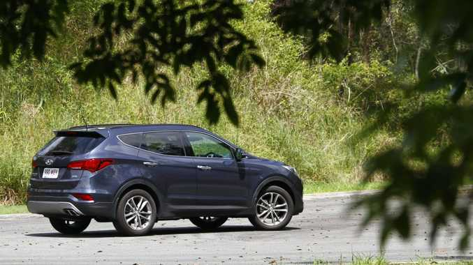 The 2016 Hyundai Santa Fe Series II in top-spec Highlander guise is a value tempter in the seven-seater large SUV segment.
