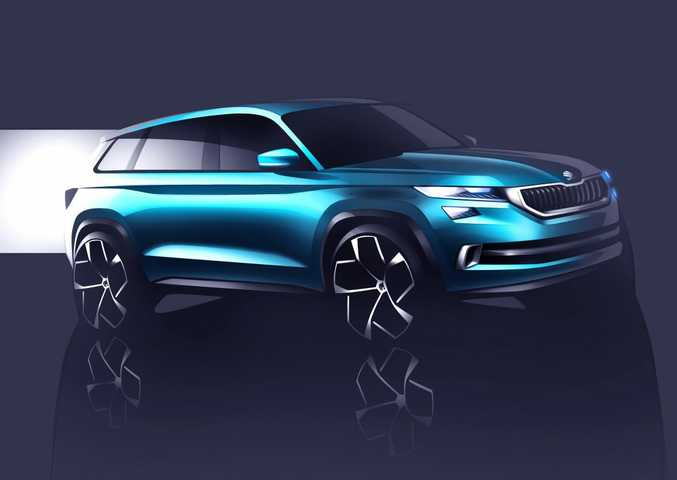 Skoda VisionS Concept. Photo: Contributed