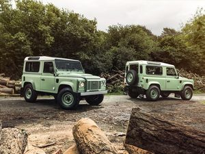 Land Rover Defender Heritage and Adventure road test review