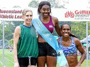 Miriam wins Gold Coast Gift