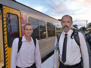 Track spokesman won't bail on Sunshine Coast rail