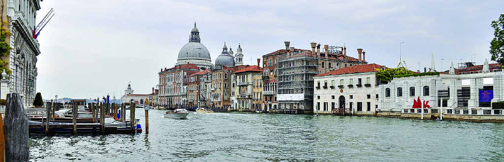 The Guggenheim Museum on the Grand Canal in Venice has welcomed millions of visitors since opening in 1951.
