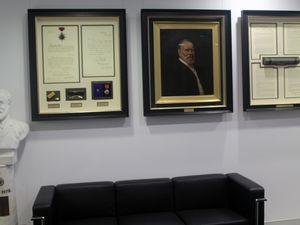 John Mackay collection