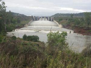 Callide Dam commences water release, Kroombit nears capacity