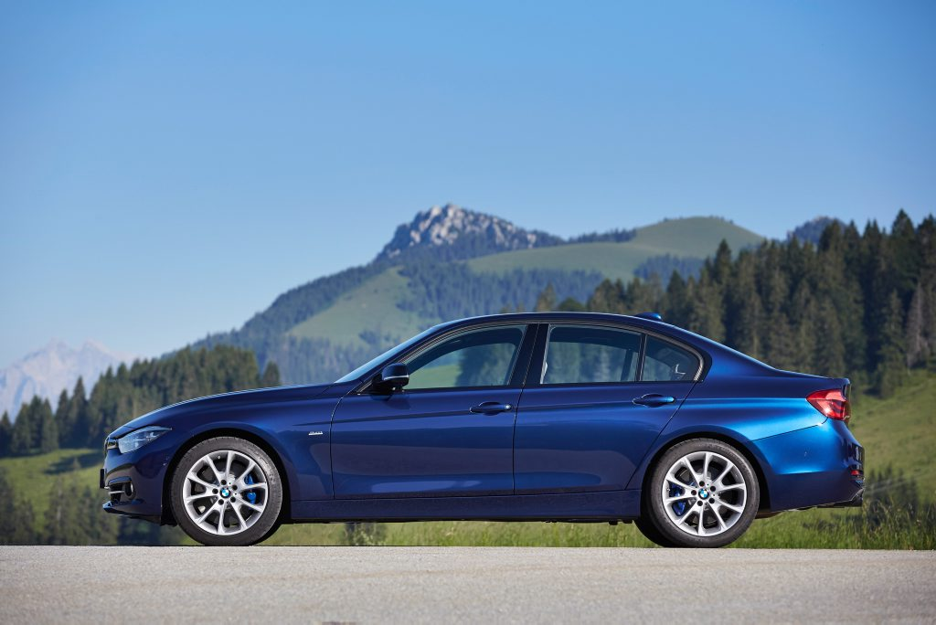 2016 BMW 318i. Photo: Contributed.