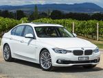 Three-cylinder thrills: BMW 318i road test and review