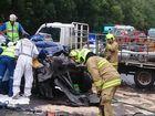 VIDEO UPDATE: Bangalow Road crash