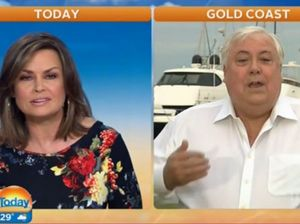 Lisa Wilkinson labels Clive Palmer an 'embarassment'