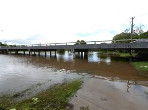 Images:  Mackay region's dry spell breaks with flooding
