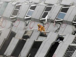 WATCH: 3 dead, 150 injured after earthquake hits Taiwan
