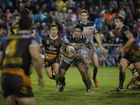BIG GAME: Trial NRL match between the Queensland Cowboys v the Brisbane Broncos at Salter Oval, Bundaberg on Saturday, 6 Febuary, 2016. Photo: Mike Knott / NewsMail