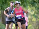 Rockhampton Road Runners Botanical Gardens Fun Run, Debra Minor. Photo Allan Reinikka / The Morning Bulletin