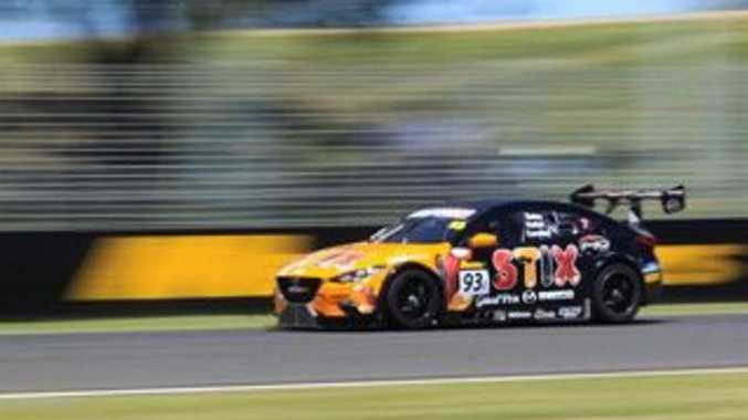 Haber on course for good result at Bathurst today Photo: Contributed