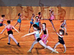 Creativity flows at dance workshop