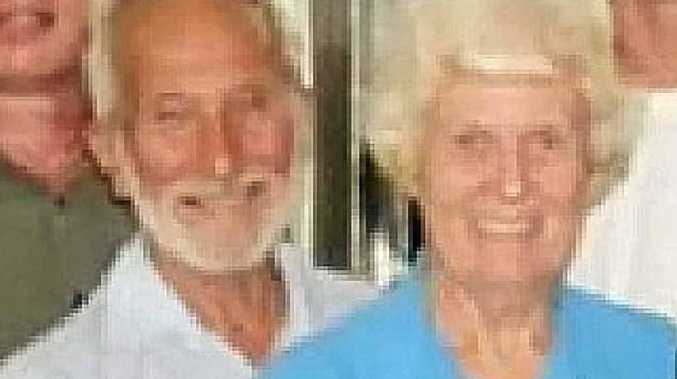 KIDNAPPED: Dr Ken Elliott and his wife, Jocelyn.