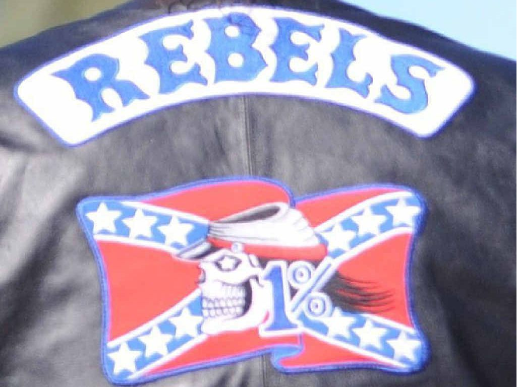 INTERESTED PARTY: A Rebels gang members has put in a submission to a review of Queensland's bikIe laws.