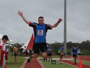 Gladstone's Little Athletics shine on track