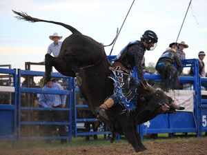 Goodwin aims to compete in US rodeo series