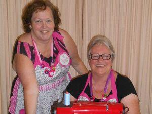 Highfields ladies stitch up new business