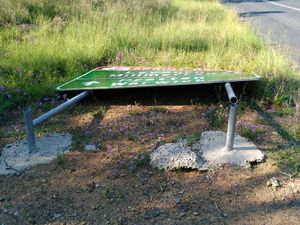Vandalism costs ratepayers more than $20k in 7 months