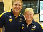 WATCH: Cooper meets rugby idol at NRL for 12th birthday