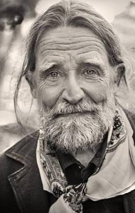 Author Stephen Jenkinson