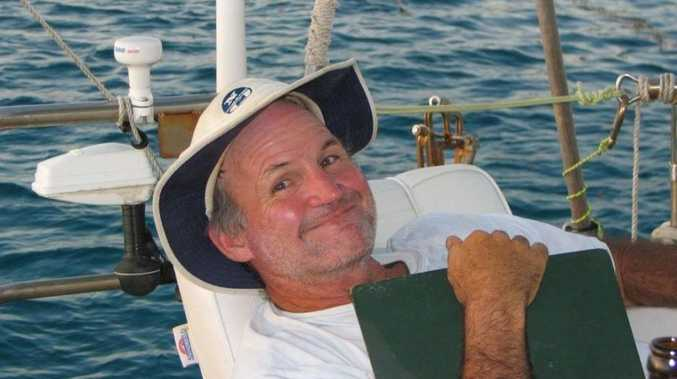 Missing Coffs Harbour man Andrew Witton.
