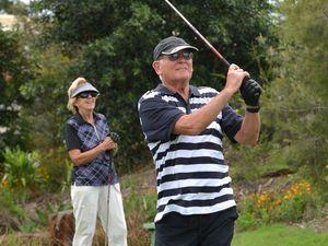 Golf course soaks up recent rainfall