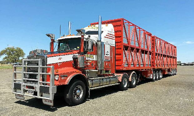 IN DEMAND: Moore Trailers has once again launched into the stock carting sector.