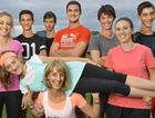 ON A MISSION: East Ipswich mum Lil Hogan has set up free fitness training to share her tips for a healthy lifestyle.