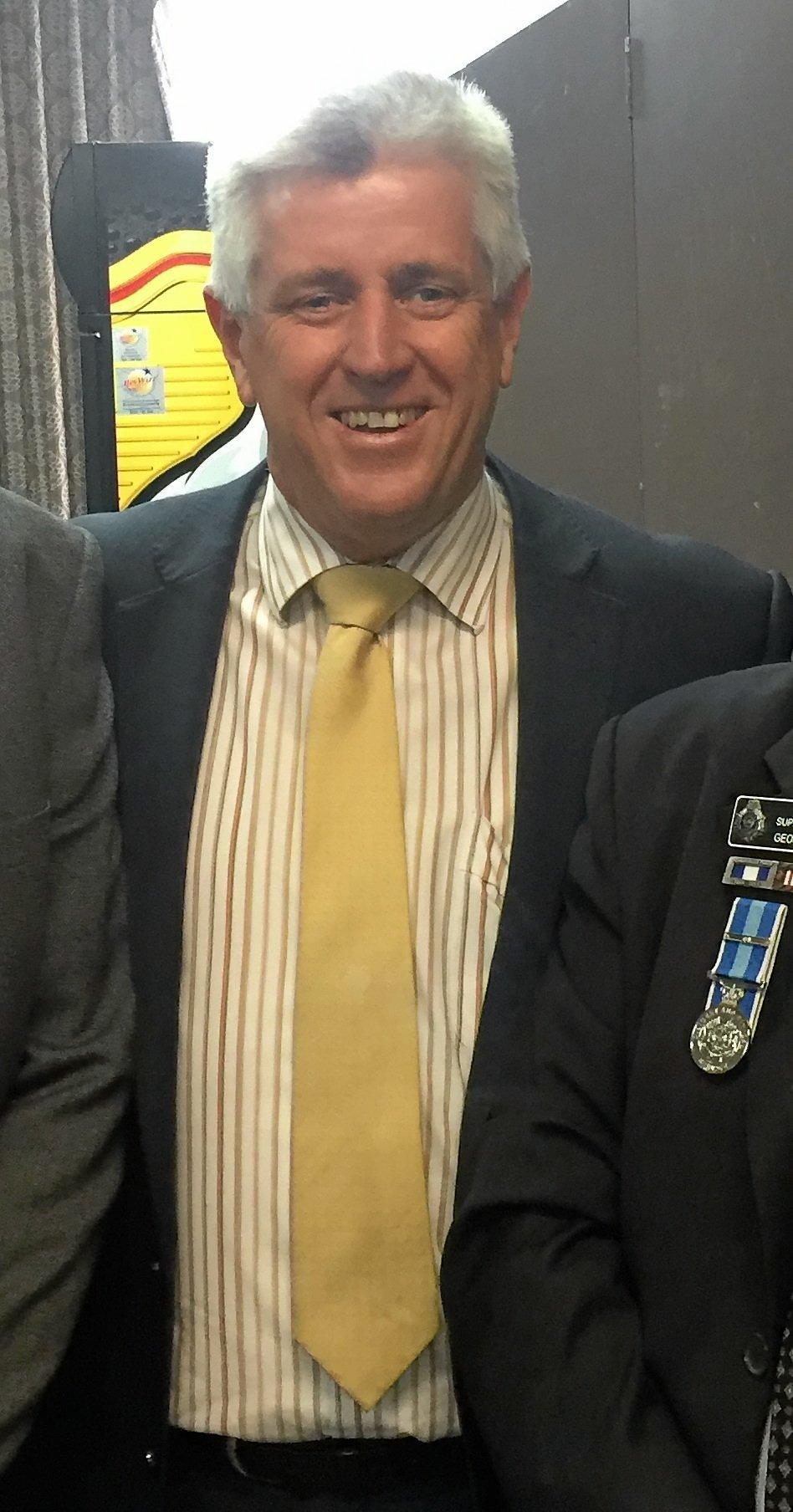 Detective Inspector Rod Kemp.