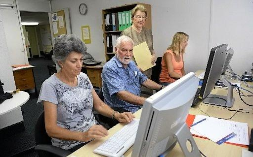 NEVER TOO OLD: About 95% of Australian seniors are hitting up the internet daily.
