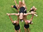 Suncoast Calisthenics Club have been selected to represent Queensland at the National championships in Adelaide.
