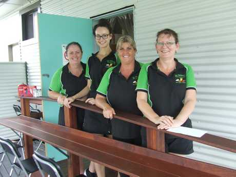 The Boundary Convenience Store team.