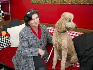 Exclusive salon classes teach dog grooming basics