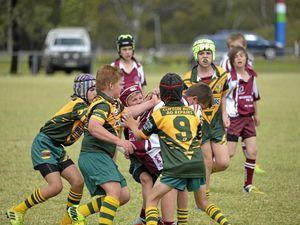 Wattles Rugby League juniors eye off the new season