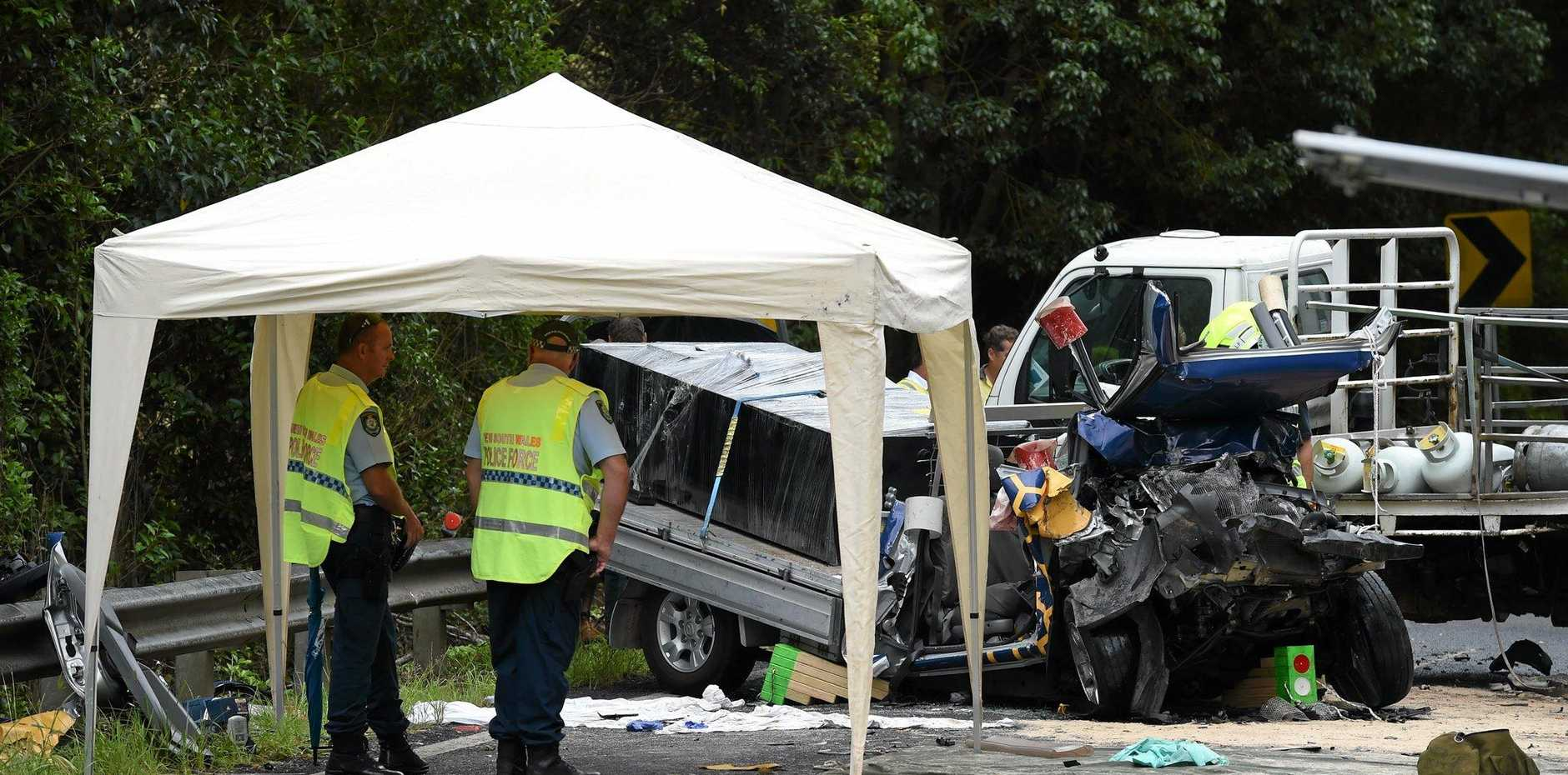 The brother of the man involved in this horrific collision near Bexhill last week has shared his gratitude to emergency services and the community for rapid response and support.