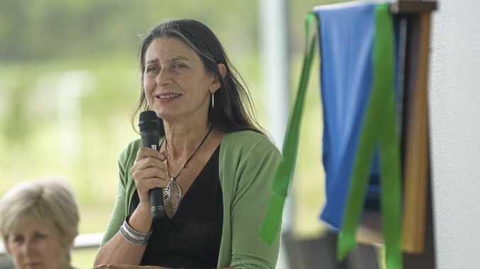 Greens spokesperson for Aboriginal Affairs, Jan Barham