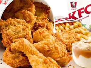 Faecal bacteria found on KFC's ice