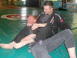 Dedication delivers a black belt