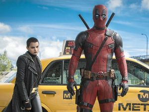 Deadpool: He's not so 'super' but he's a hero