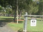 There has been a threat at Sunbury State School in Maryborough, police are on scene.