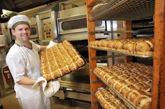 Bakers Delight franchisee Ryan Kirkham