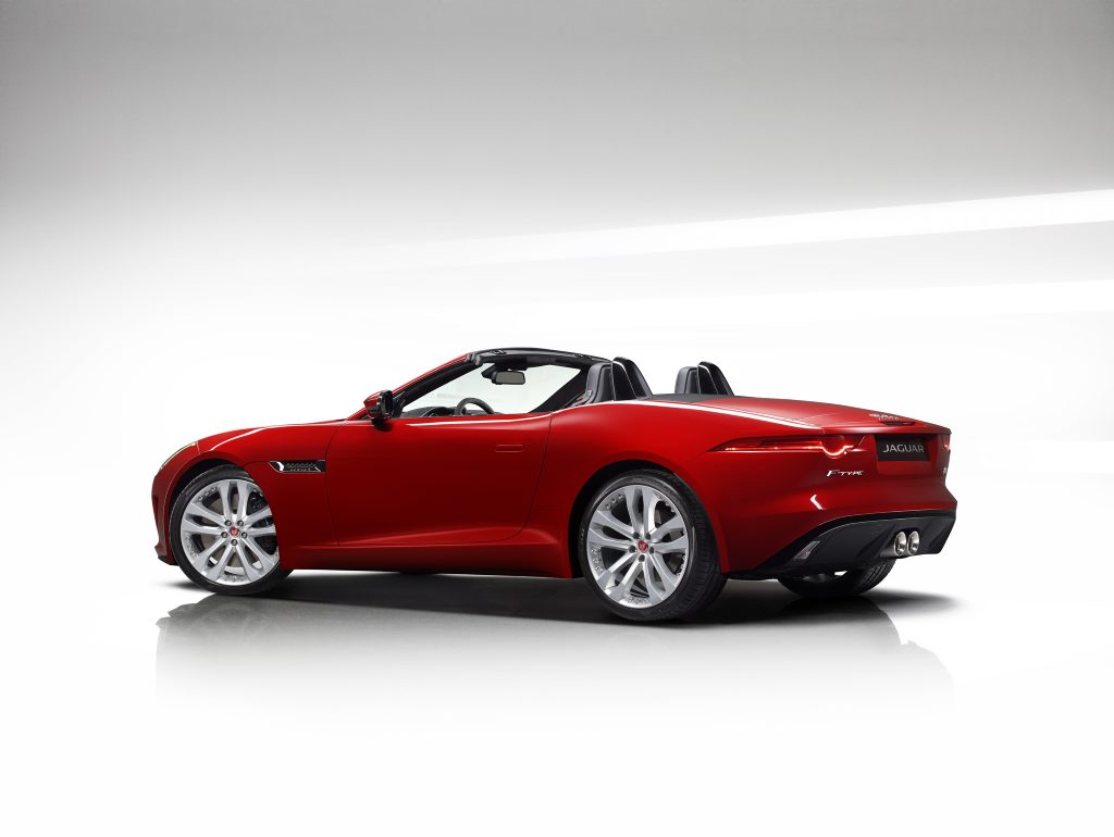 Jaguar F-Type V6 Convertible road test and review