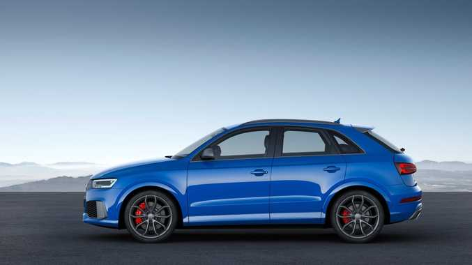 Audi RS Q3 Performance. Photo: Contributed